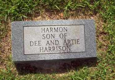 HARRISON, HARMON - Sharp County, Arkansas | HARMON HARRISON - Arkansas Gravestone Photos