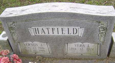 HATFIELD, VERNON J - Sharp County, Arkansas | VERNON J HATFIELD - Arkansas Gravestone Photos