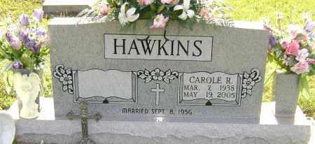 OWENS HAWKINS, CAROLE R. - Sharp County, Arkansas | CAROLE R. OWENS HAWKINS - Arkansas Gravestone Photos