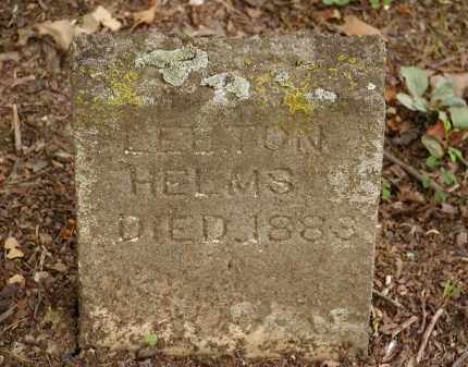 HELMS, LEATON J. - Sharp County, Arkansas | LEATON J. HELMS - Arkansas Gravestone Photos