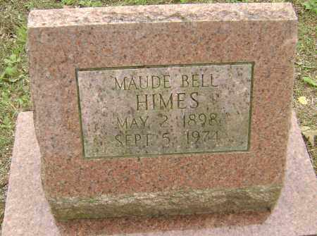TAYLOR HIMES, MAUDE BELL - Sharp County, Arkansas | MAUDE BELL TAYLOR HIMES - Arkansas Gravestone Photos