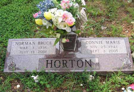 HORTON, NORMAN BRUCE - Sharp County, Arkansas | NORMAN BRUCE HORTON - Arkansas Gravestone Photos