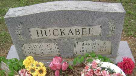HUCKABEE, BAMMA - Sharp County, Arkansas | BAMMA HUCKABEE - Arkansas Gravestone Photos