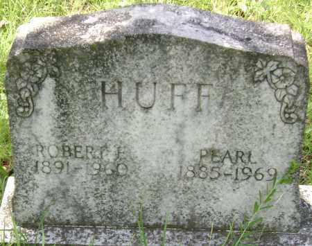HUFF, MINNIE PEARL - Sharp County, Arkansas | MINNIE PEARL HUFF - Arkansas Gravestone Photos