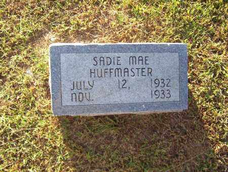 HUFFMASTER, SADIE MAE - Sharp County, Arkansas | SADIE MAE HUFFMASTER - Arkansas Gravestone Photos