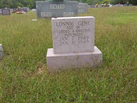 HUTCHISON, LONNIE - Sharp County, Arkansas | LONNIE HUTCHISON - Arkansas Gravestone Photos