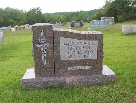 HUTCHISON, MARY - Sharp County, Arkansas | MARY HUTCHISON - Arkansas Gravestone Photos