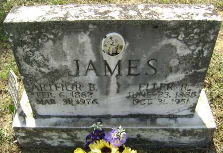 JAMES, ELLER R. - Sharp County, Arkansas | ELLER R. JAMES - Arkansas Gravestone Photos