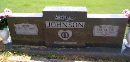 JOHNSON, BILLY JOE - Sharp County, Arkansas | BILLY JOE JOHNSON - Arkansas Gravestone Photos