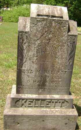 KELLETT, ASA H - Sharp County, Arkansas | ASA H KELLETT - Arkansas Gravestone Photos