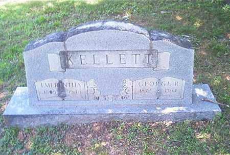 KELLETT, EMERENTHA - Sharp County, Arkansas | EMERENTHA KELLETT - Arkansas Gravestone Photos