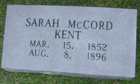 KENT, SARAH - Sharp County, Arkansas | SARAH KENT - Arkansas Gravestone Photos