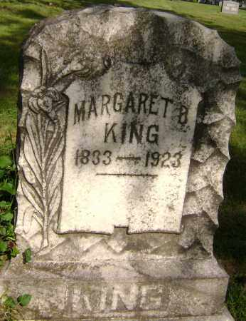 KING, MARGARET B. - Sharp County, Arkansas | MARGARET B. KING - Arkansas Gravestone Photos