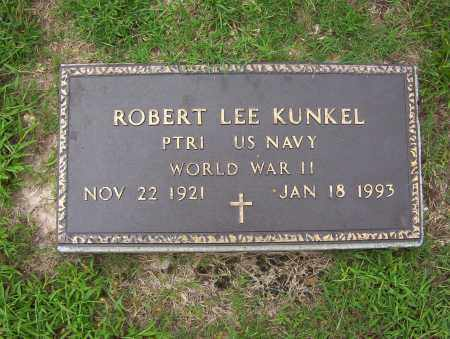KUNKEL (VETERAN WWII), ROBERT - Sharp County, Arkansas | ROBERT KUNKEL (VETERAN WWII) - Arkansas Gravestone Photos