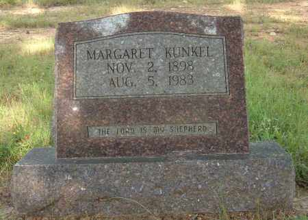 KUNKLE, MARGARET - Sharp County, Arkansas | MARGARET KUNKLE - Arkansas Gravestone Photos