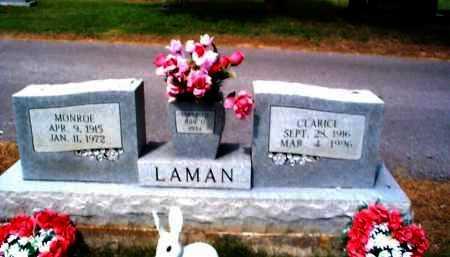 LAMAN, CLARICE S. - Sharp County, Arkansas | CLARICE S. LAMAN - Arkansas Gravestone Photos