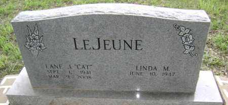 "LEJEUNE, LANE J ""CAT"" - Sharp County, Arkansas 