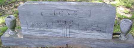 LONG, HOSEA H, - Sharp County, Arkansas | HOSEA H, LONG - Arkansas Gravestone Photos