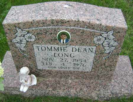 LONG, TOMMIE DEAN - Sharp County, Arkansas | TOMMIE DEAN LONG - Arkansas Gravestone Photos