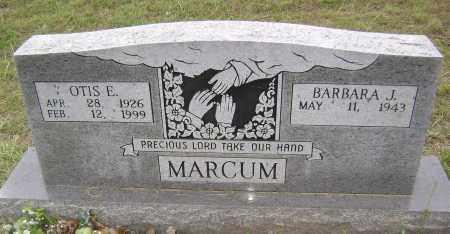 MARCUM, OTIS EDWARD - Sharp County, Arkansas | OTIS EDWARD MARCUM - Arkansas Gravestone Photos