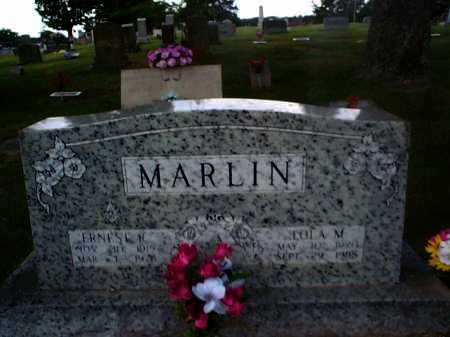 MARLIN, LOLA MAE - Sharp County, Arkansas | LOLA MAE MARLIN - Arkansas Gravestone Photos