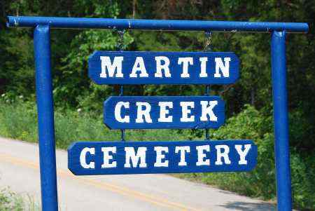 *MARTIN CREEK,  - Sharp County, Arkansas |  *MARTIN CREEK - Arkansas Gravestone Photos