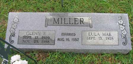 MILLER, GLENN F. - Sharp County, Arkansas | GLENN F. MILLER - Arkansas Gravestone Photos