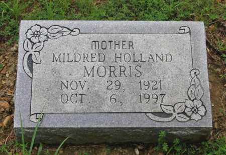 MORRIS, MILDRED - Sharp County, Arkansas | MILDRED MORRIS - Arkansas Gravestone Photos