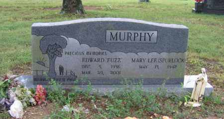 "MURPHY, JACOB EDWARD ""FUZZ"" - Sharp County, Arkansas 