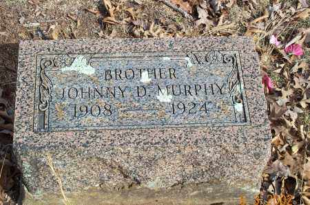 MURPHY, JOHN OSCAR - Sharp County, Arkansas | JOHN OSCAR MURPHY - Arkansas Gravestone Photos