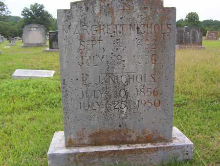 NICHOLS, MARGRETT - Sharp County, Arkansas | MARGRETT NICHOLS - Arkansas Gravestone Photos