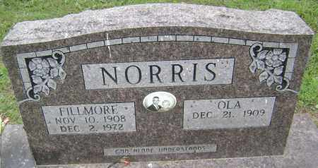 NORRIS, FILLMORE - Sharp County, Arkansas | FILLMORE NORRIS - Arkansas Gravestone Photos