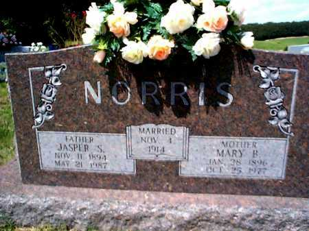 NORRIS, JASPER SHELBY - Sharp County, Arkansas | JASPER SHELBY NORRIS - Arkansas Gravestone Photos