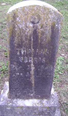 NORRIS, THOMAS - Sharp County, Arkansas | THOMAS NORRIS - Arkansas Gravestone Photos