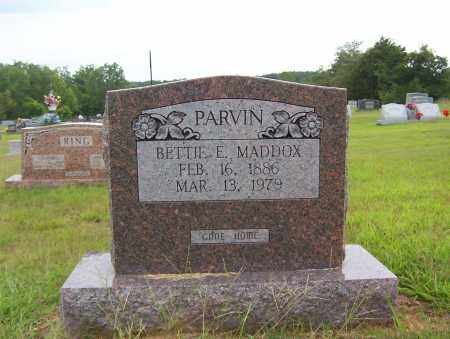 PARVIN, BETTIE - Sharp County, Arkansas | BETTIE PARVIN - Arkansas Gravestone Photos