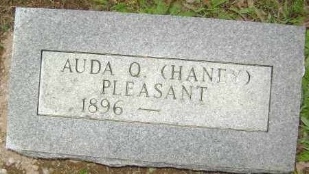 TOMPKINS, AUDA QUINSTELLA - Sharp County, Arkansas | AUDA QUINSTELLA TOMPKINS - Arkansas Gravestone Photos