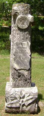 PRINCE, JAMES ISSAC - Sharp County, Arkansas   JAMES ISSAC PRINCE - Arkansas Gravestone Photos
