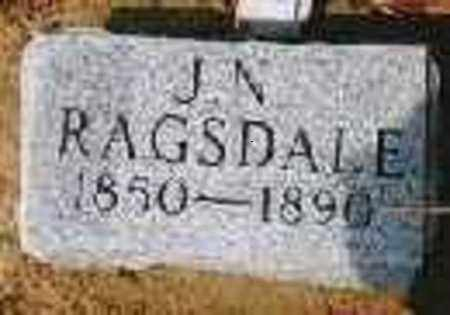 RAGSDALE, JAMES NEWTON - Sharp County, Arkansas | JAMES NEWTON RAGSDALE - Arkansas Gravestone Photos