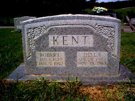 KENT, DELLA - Sharp County, Arkansas | DELLA KENT - Arkansas Gravestone Photos