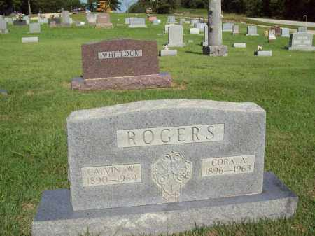 ROGERS, CORA - Sharp County, Arkansas | CORA ROGERS - Arkansas Gravestone Photos