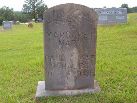 SCHALES, MARGARET - Sharp County, Arkansas | MARGARET SCHALES - Arkansas Gravestone Photos