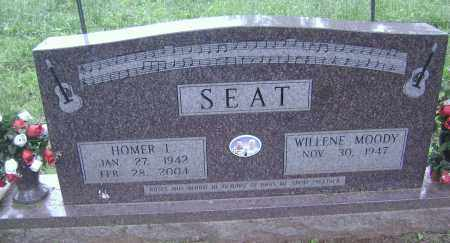 SEAT, HOMER L - Sharp County, Arkansas | HOMER L SEAT - Arkansas Gravestone Photos