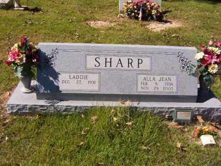 SHARP, ALLA JEAN - Sharp County, Arkansas | ALLA JEAN SHARP - Arkansas Gravestone Photos