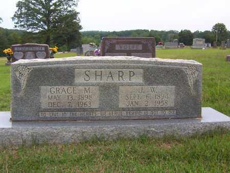 SHARP, JAMES WESLEY - Sharp County, Arkansas | JAMES WESLEY SHARP - Arkansas Gravestone Photos