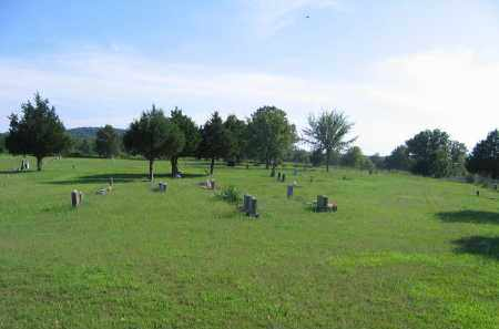 *SHILOH CEMETERY, OVERVIEW - Sharp County, Arkansas | OVERVIEW *SHILOH CEMETERY - Arkansas Gravestone Photos