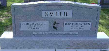 SMITH, DONA - Sharp County, Arkansas | DONA SMITH - Arkansas Gravestone Photos