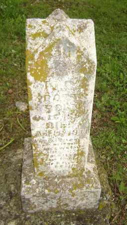 SPOTTS, NANCY CATHERINE - Sharp County, Arkansas   NANCY CATHERINE SPOTTS - Arkansas Gravestone Photos