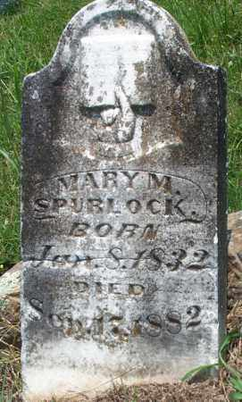 SPURLOCK, MARY MORRIS - Sharp County, Arkansas | MARY MORRIS SPURLOCK - Arkansas Gravestone Photos