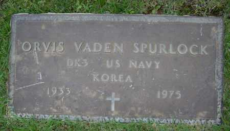 SPURLOCK (VETERAN KOR), ORVIS VADEN - Sharp County, Arkansas | ORVIS VADEN SPURLOCK (VETERAN KOR) - Arkansas Gravestone Photos