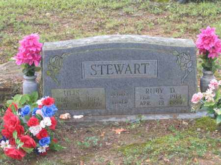 STEWART, ULIS A. - Sharp County, Arkansas | ULIS A. STEWART - Arkansas Gravestone Photos